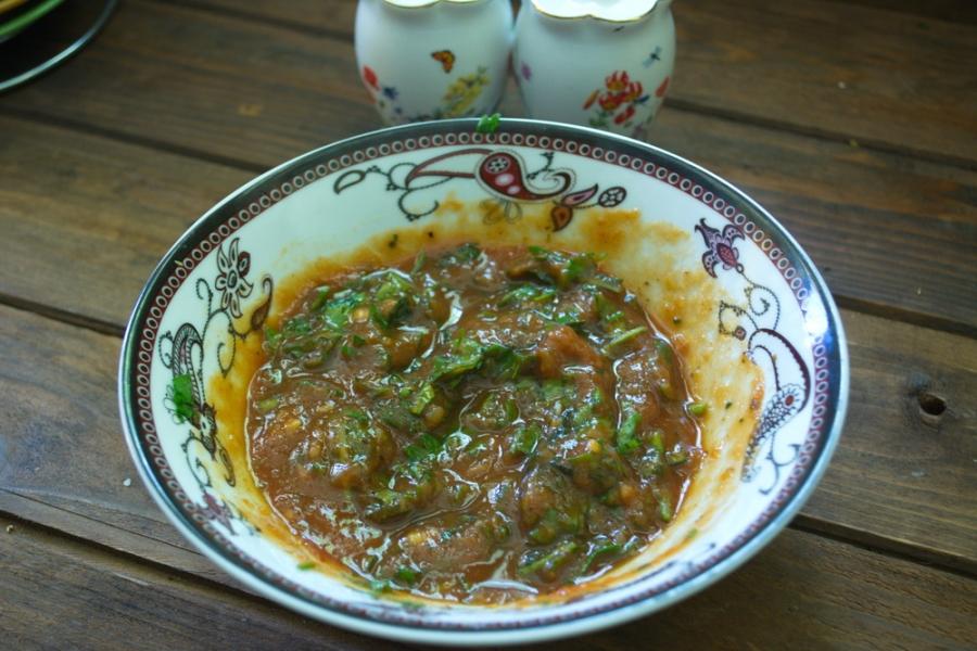 Соус для мясных котлет - фото шаг 5