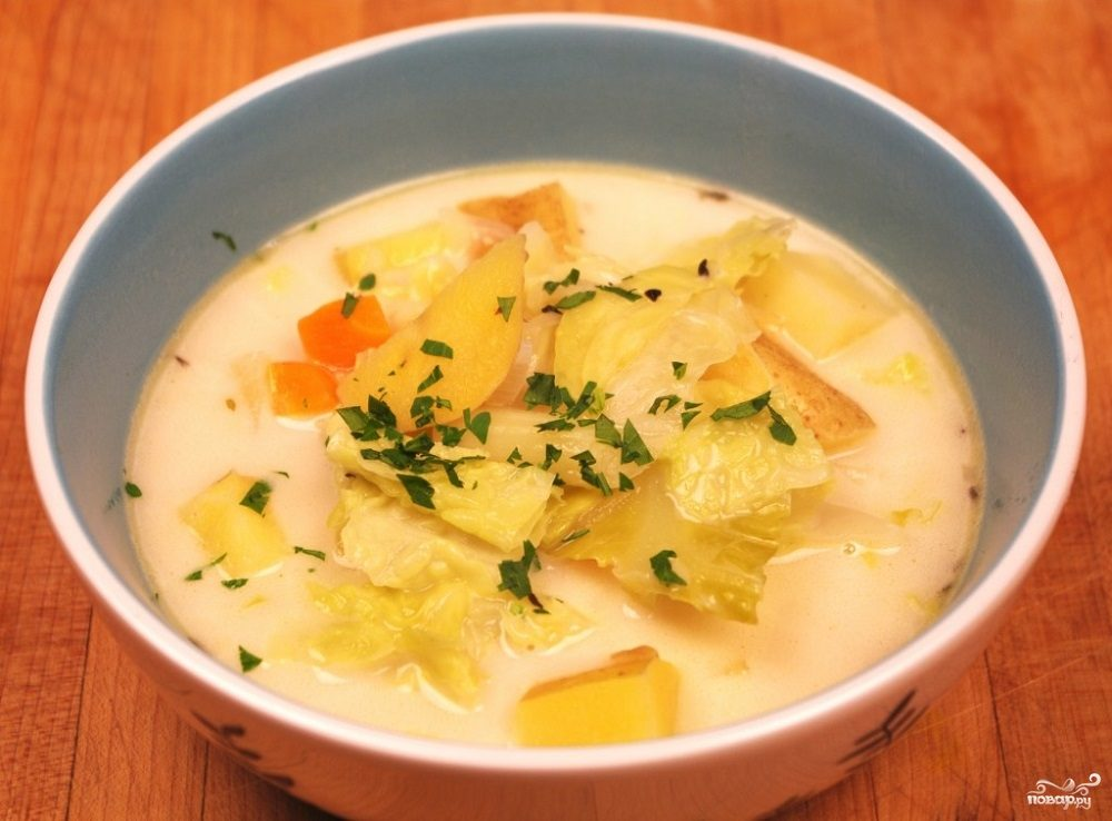 Рецепт Капустняк со свежей капустой