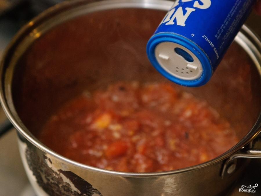Итальянский томатный соус - фото шаг 3