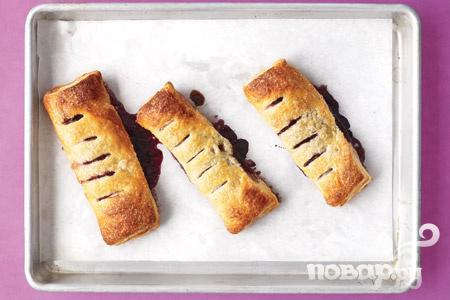 Фруктовые пирожки