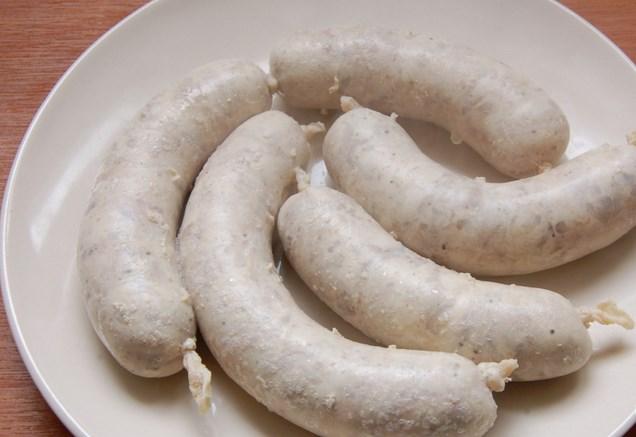 Домашние колбаски в кишке - фото шаг 5