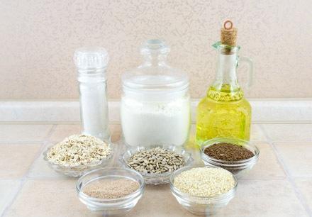 Рецепт Хлебцы щедрые ржаные