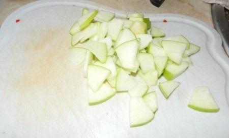 Салат с курицей и кунжутом - фото шаг 6