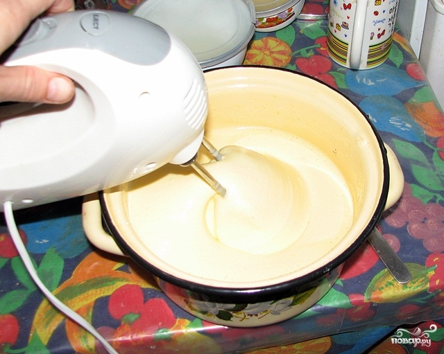 Шарлотка в хлебопечке - фото шаг 4