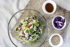 Салат из курицы без майонеза