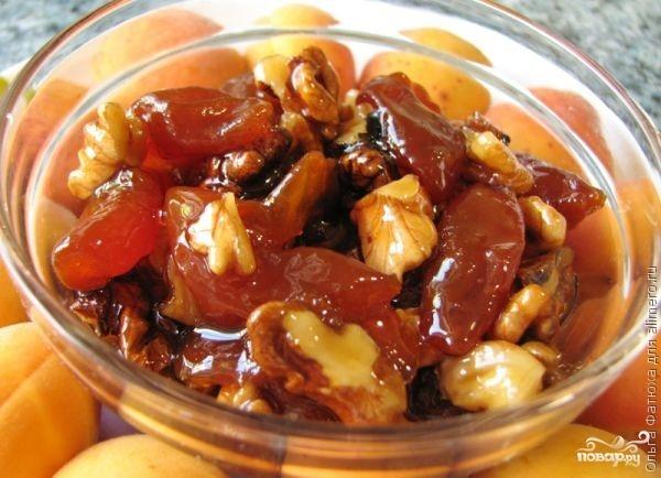 Рецепт Варенье из абрикосов в аэрогриле