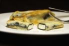 Вегетарианская рыба в кляре