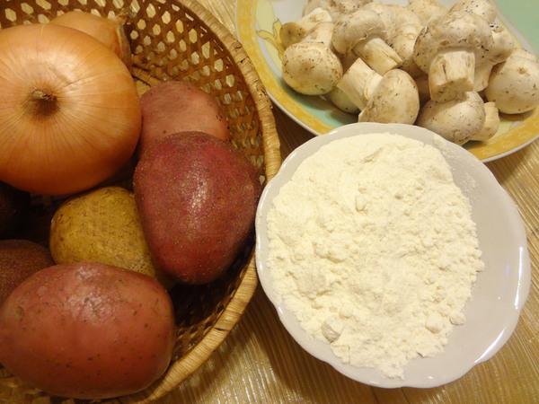 Рецепт Зразы на сковороде