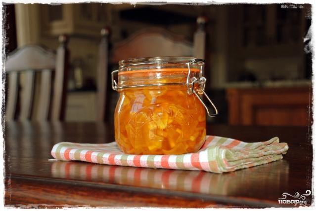 Рецепт Варенье из манго