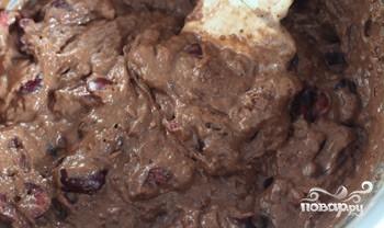 Диетические шоколадные маффины - фото шаг 3