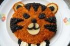 Салат новогодний Тигр