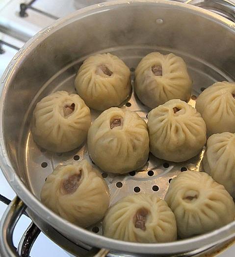 Домашние колбаски в кишке рецепт на мясорубке изоражения