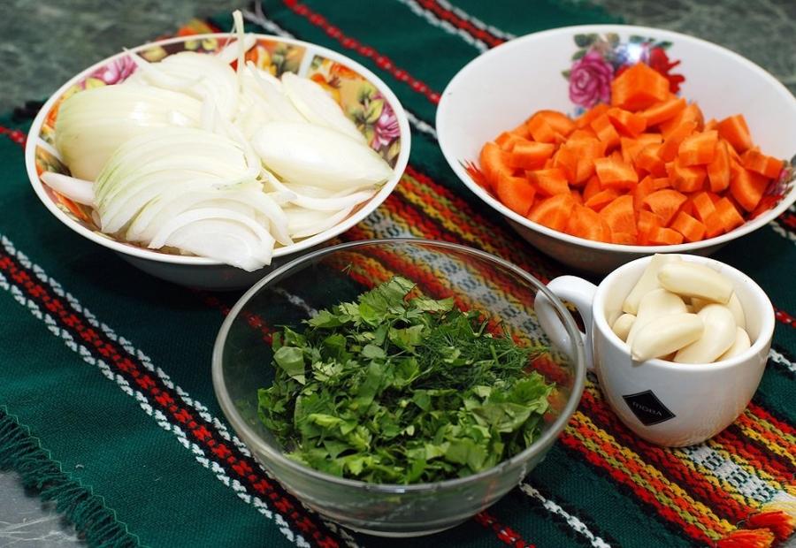 Суп с говядиной и рисом - фото шаг 4