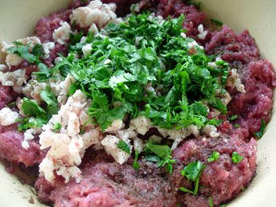 Люля-кебаб из баранины - фото шаг 5