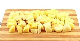Суп с мясом в мультиварке - фото шаг 3