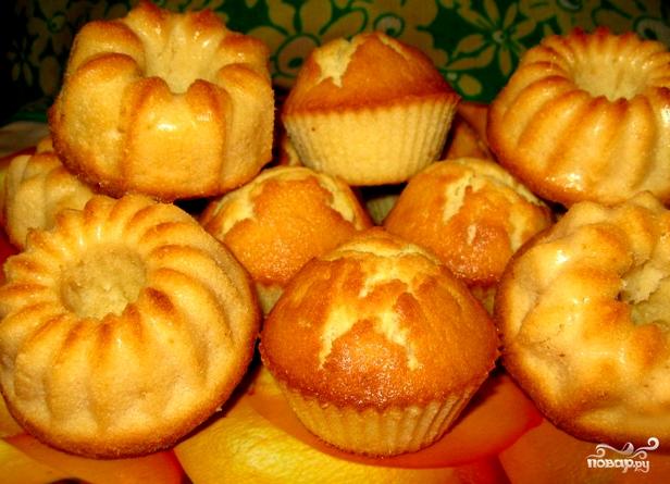 Тесто для кексов - фото шаг 5