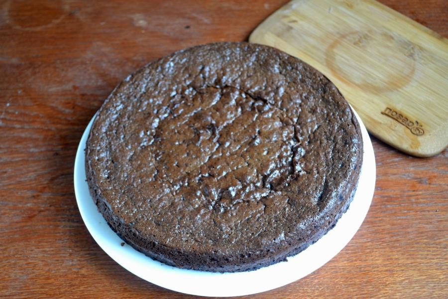Пражский торт - фото шаг 11