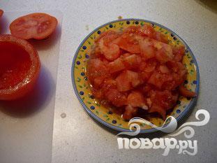 Фаршированные помидоры и кабачки - фото шаг 3