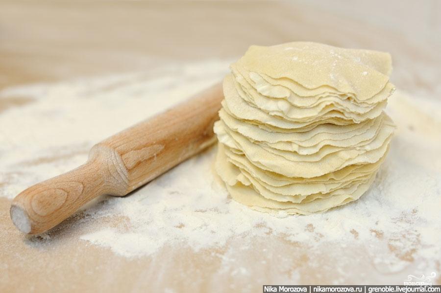 Рецепт Тесто на манты в хлебопечке