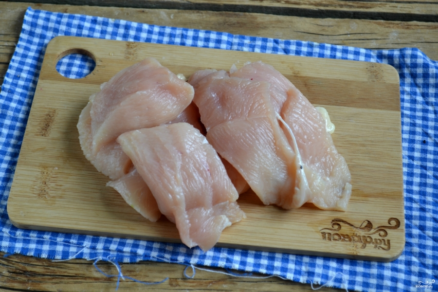 Маринад для курицы с соевым соусом - фото шаг 2