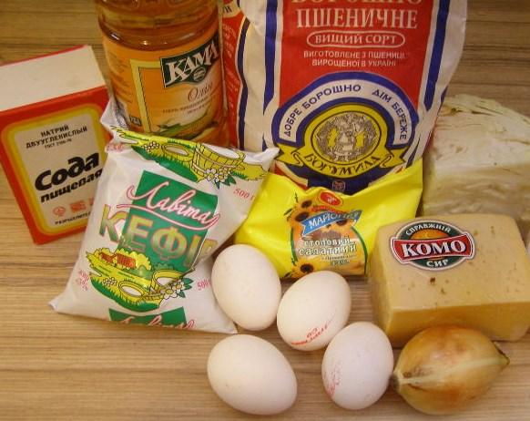 Рецепт Капуста быстрого приготовления