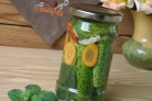 Огурчики на зиму с лимонной кислотой