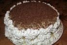 Тортик Mинутка