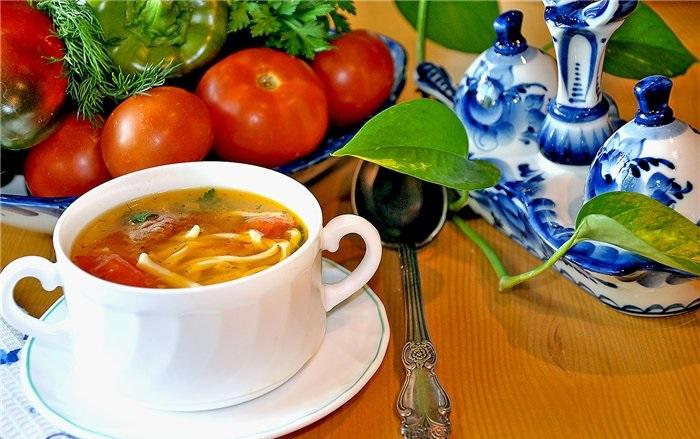 Суп из баранины с вермишелью - фото шаг 3