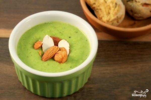Суп из зеленого гороха - фото шаг 6