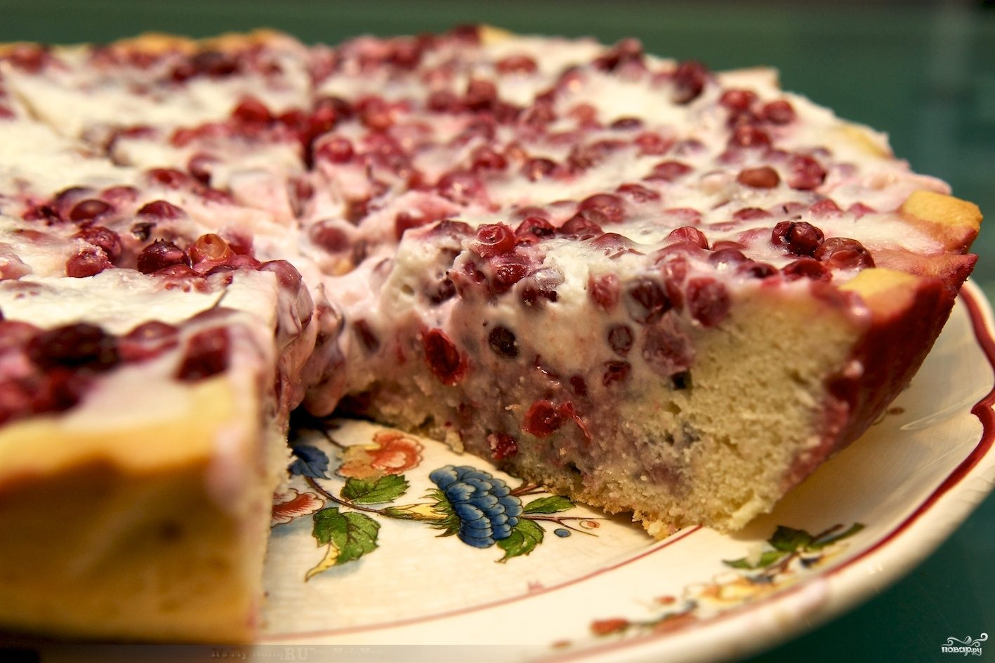 Сладкие пироги — это сладкие воспоминания детства.