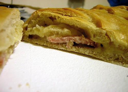 Сэндвич со свининой - фото шаг 17