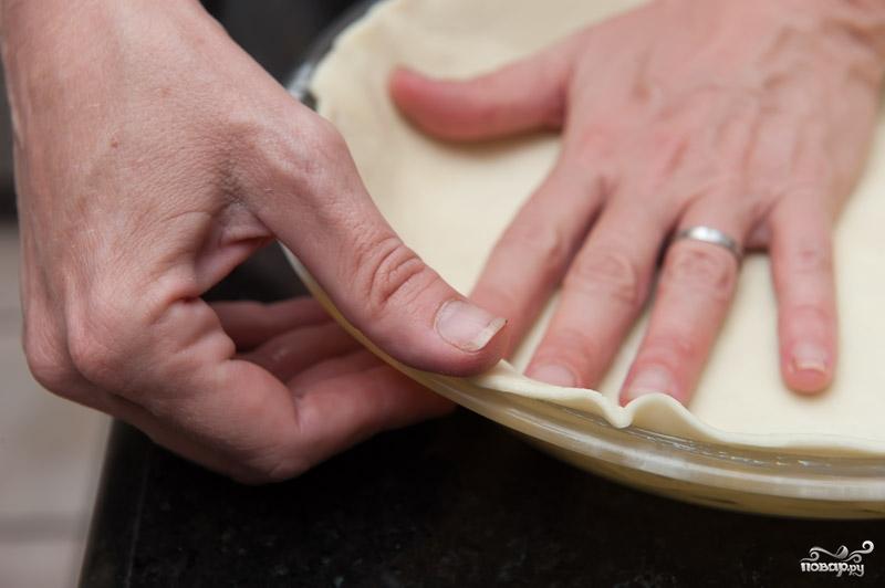 Пирог с вишней - фото шаг 1