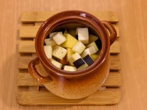 Суп из баранины и овощей - фото шаг 10
