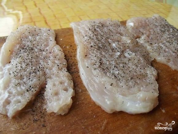 куриные отбивные в духовке рецепт с видео