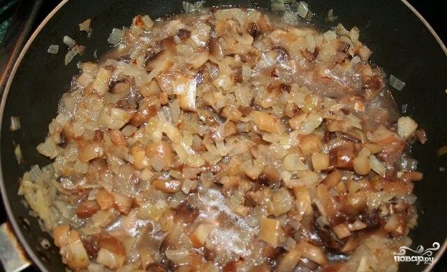 Рецепт Жюльен из свинины