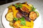 Овощи гриль в духовке
