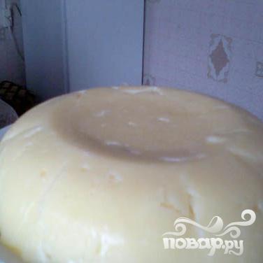 Сыр сливочный - фото шаг 4