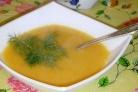 Овощной суп-пюре для похудения