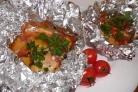 Филе курицы в духовке