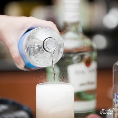 Персиковый коктейль - фото шаг 4