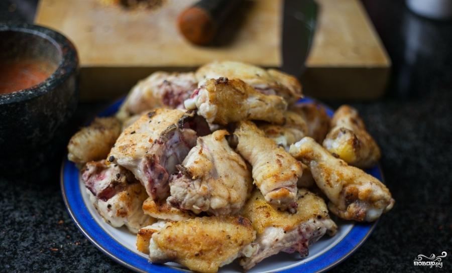 Курица с паприкой - фото шаг 6