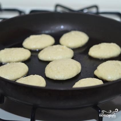 Сырники творожные - фото шаг 5