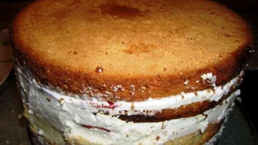 "Торт ""Корзина"" - фото шаг 15"