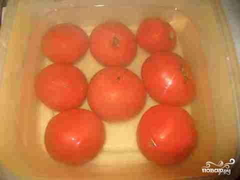 Турецкий томатный суп - фото шаг 1