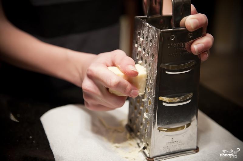 Картофельная запеканка с беконом - фото шаг 5