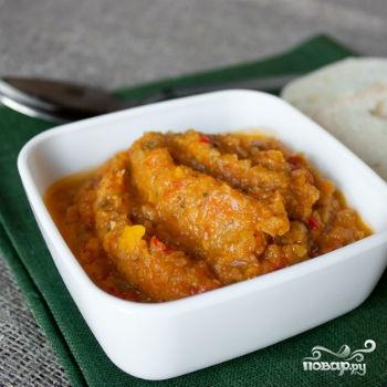 Рецепт Кабачковая икра без моркови