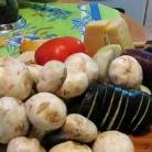 Рецепт Баклажаны с грибами