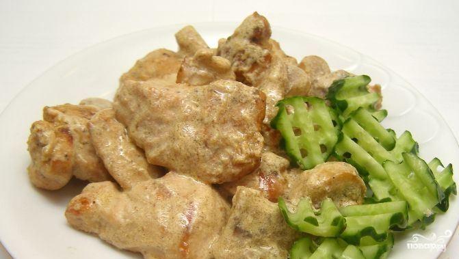 Рецепты вкусных салатов и горячих блюд