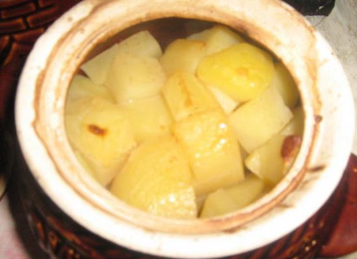 Говядина с грибами и картошкой - фото шаг 8