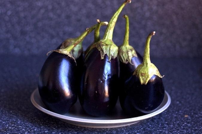 Рецепт Баклажаны, фаршированные мясом и рисом